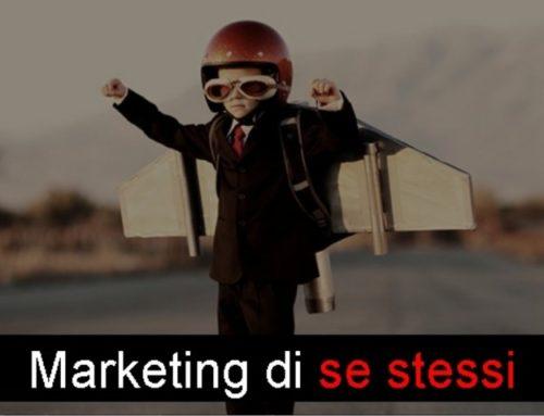 Il marketing di se stessi per fare subito colpo