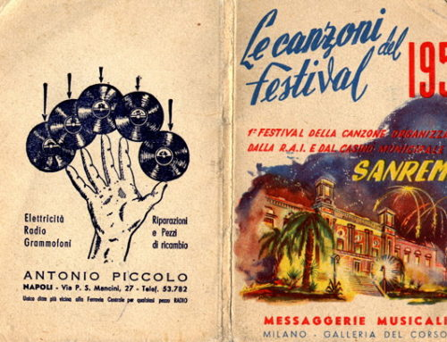 1951: nasce il Festival della Canzone Italiana