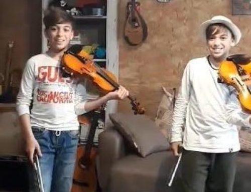 Due gemelli siciliani conquistano il web