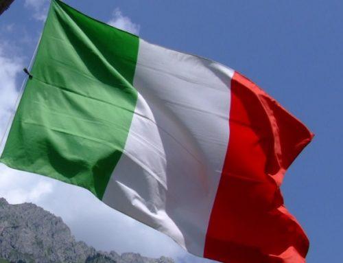 L'Italia che reagisce, l'Italia che ce la farà