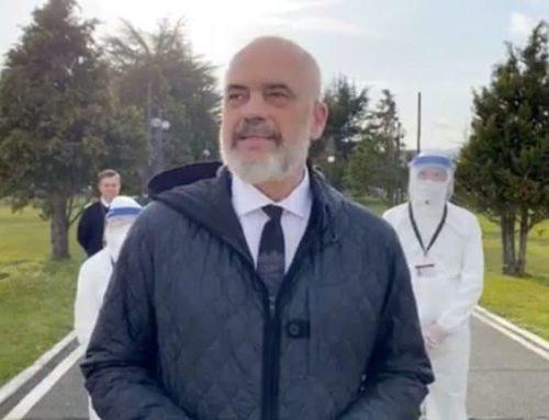 """L'Albania non dimentica: """"Al fianco dell'Italia"""""""