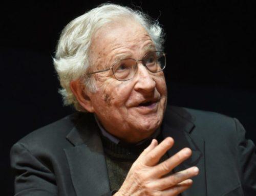 Chomsky, se le bufale diventano realtà…