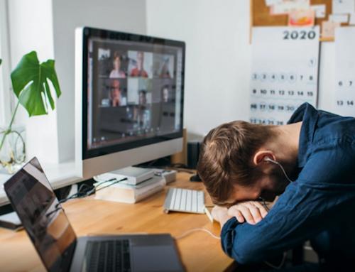 Videochiamate, il boom che stanca e condiziona