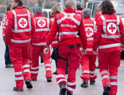Il prezioso lavoro della Croce Rossa Italiana