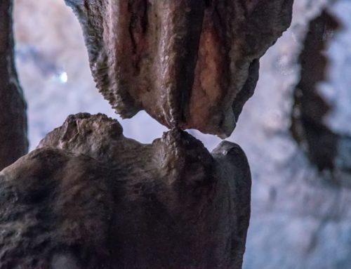 Pertosa, un bacio lungo 20mila anni