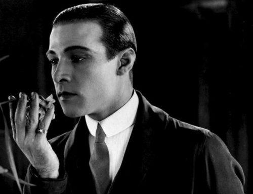 Rodolfo Valentino, il mito d'America
