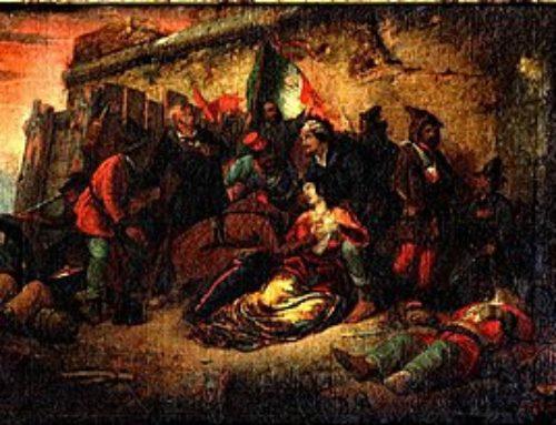 Colomba Antonietti, ufficiale garibaldino per amore del marito