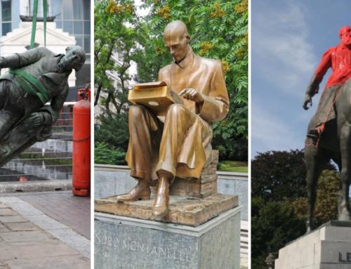 Tante verità non dette sulle statue abbattute