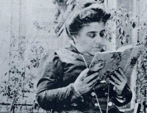 Matilde Serao, prima direttrice di quotidiani