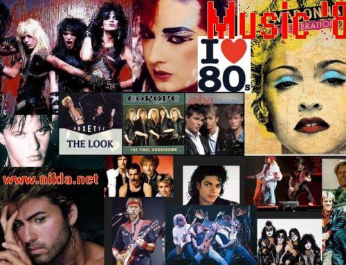 """""""E guardo il mondo da un oblò…"""": la hit dei favolosi anni 80"""