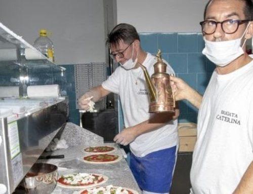 Poggioreale, in carcere apre una pizzeria