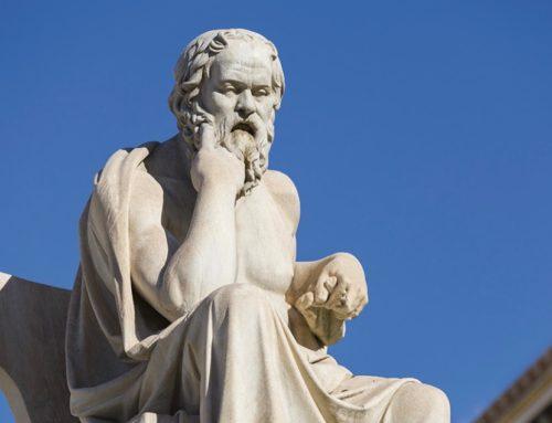 La lezione di Socrate più che mai attuale