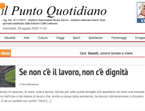 Il Punto Quotidiano cresce a quota 2000