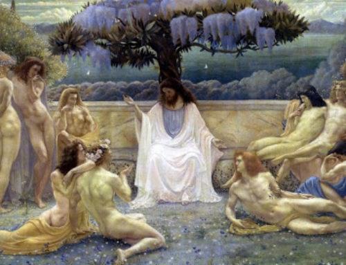 La scuola di Platone, opera sconosciuta