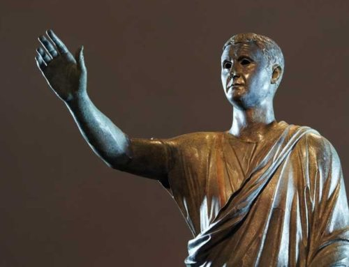 Aulo Metello, la statua proviene da Perugia