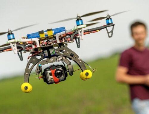 Videosorveglianza, ecco il drone casalingo