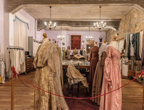 Il museo di Guido Scesi, l'ultimo dei Borboni