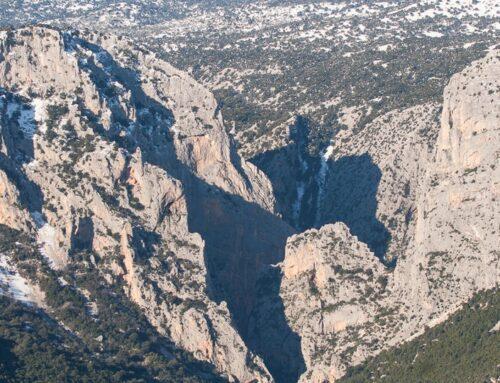 La Gola di Su Gorropu, un canyon in Sardegna