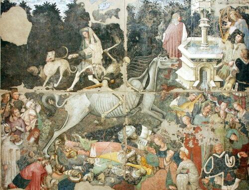 """""""Il Trionfo della Morte"""": capolavoro dell'arte macabra"""