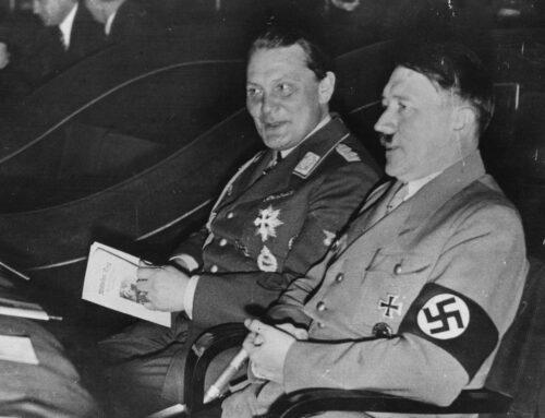 Il potere della paura secondo Goering