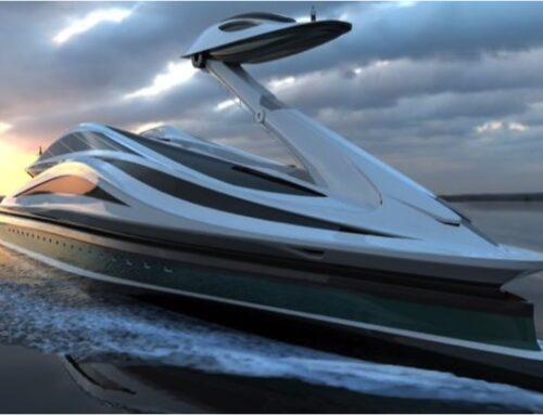 Lo yacht italiano da 500 milioni di dollari