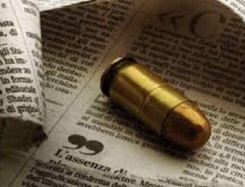 Libertà d'informazione, minacce ai giornalisti