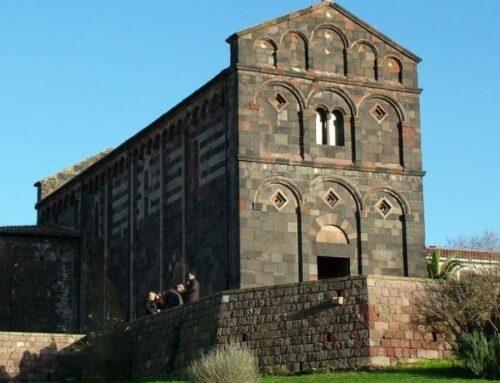 Ottana, la meravigliosa chiesa romanica di S. Nicola