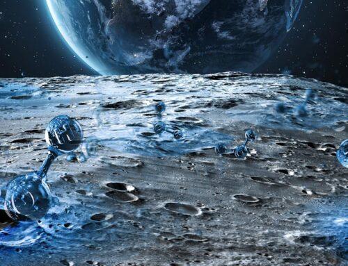 L'acqua? C'è anche sulla Luna e su Marte