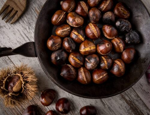Le castagne? Semplici, saporite e nutrienti