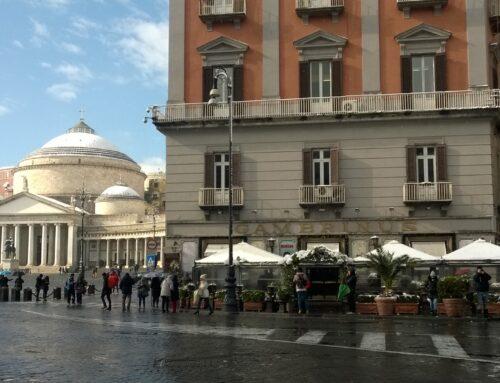 Chiude lo storico Caffè Gambrinus a Napoli