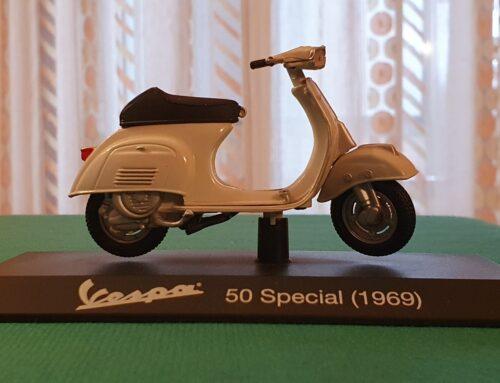 Vespa 50 Special, mito indimenticabile