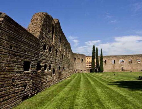 La magica atmosfera della basilica di S. Agnese fuori le Mura
