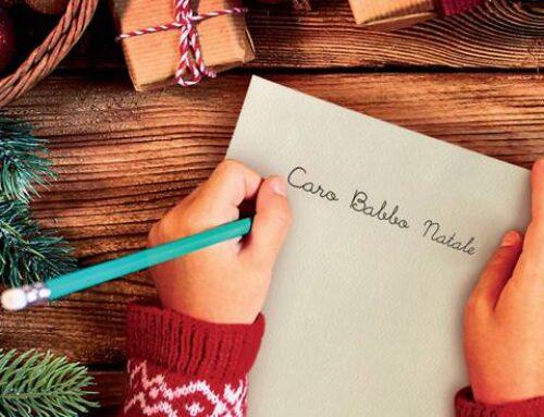 Caro Babbo Natale, facci sognare…