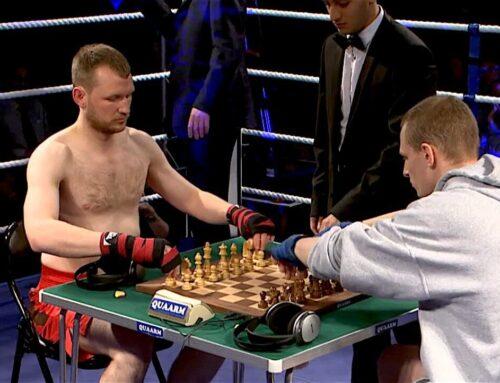 Chess boxing: insieme pugni e scacchi