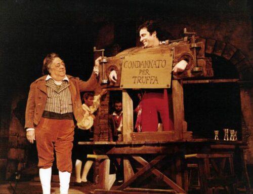 Rugantino, il fascino del teatro senza tempo