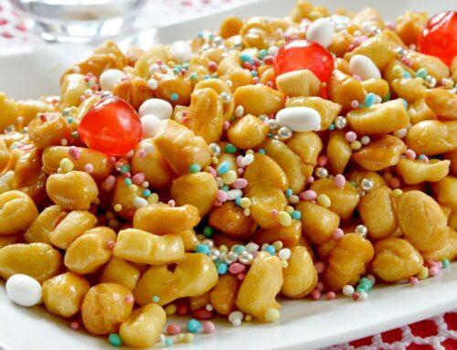 Struffoli, prelibatezza natalizia made in Napoli