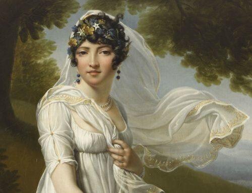 Carolina Bonaparte, regina e mecenate degli scavi a Pompei