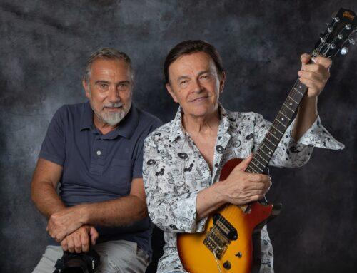 Dodi Battaglia racconta le sue 60 chitarre