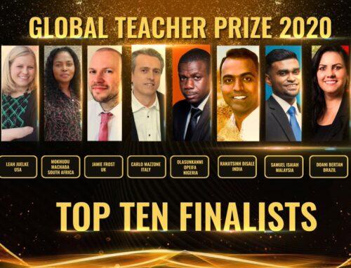 Global Teacher Prize: vince un prof indiano