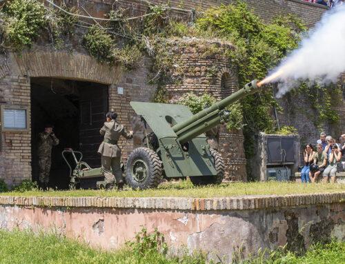 Niente spegne il cannone del Gianicolo