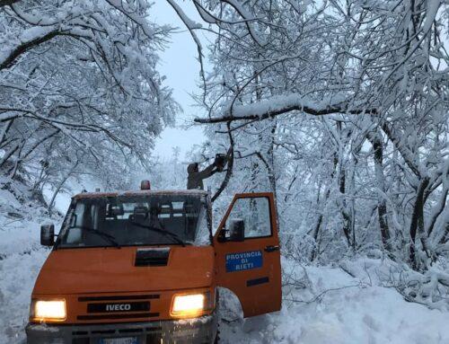 Nel 2021 basta una nevicata per bloccare la rete elettrica
