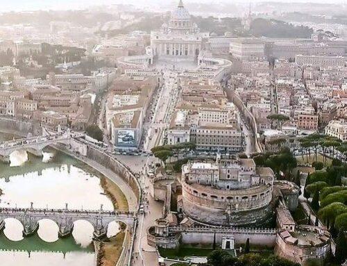 Quanto sei bella Roma, unica caput mundi