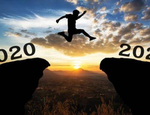 Benvenuto 2021, incrociamo le dita