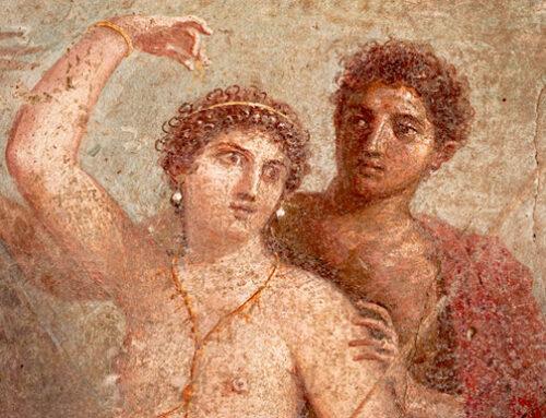 Liti, infedeltà e gelosie: è l'amore tra Cinzia e Properzio