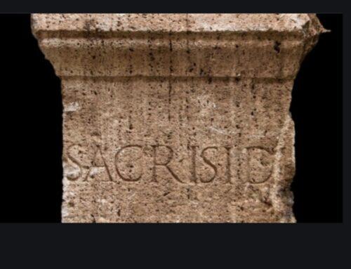 L'ara di Iside, il culto egizio che affascinò l'impero romano
