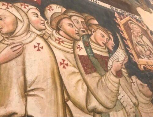 Arte, storia e religione nei cortei di Bianchi