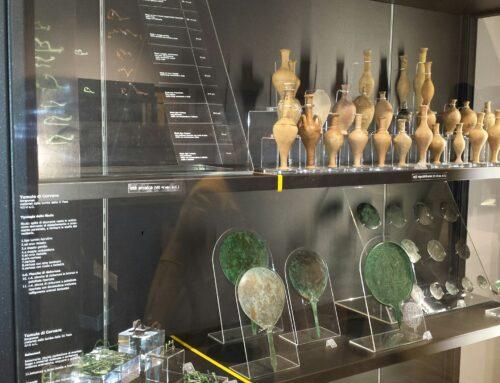 Al Museo Archeologico del Cicolano reperti di gran pregio