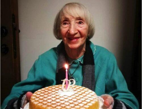 Nonna Lina batte il Coronavirus a 102 anni