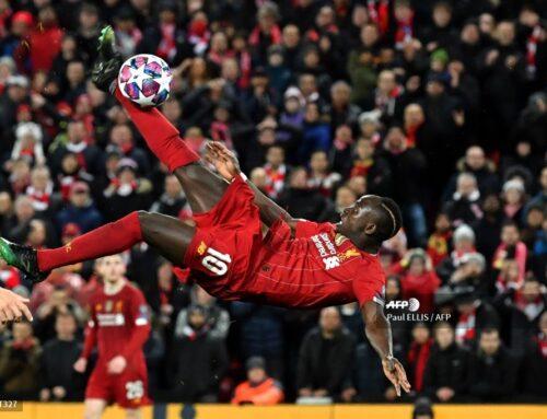 Mané, campione di calcio e solidarietà
