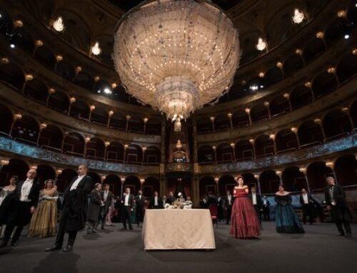 """""""La Traviata"""" conserva tutto il suo fascino, anche on line"""